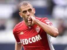 Moreno encense Slimani. Goal