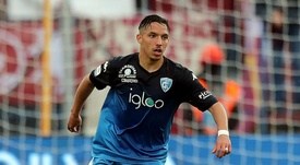 Bennacer has moved to AC Milan after winning the AFCON win Algeria. GOAL
