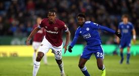 Issa Diop s'est confié. Goal