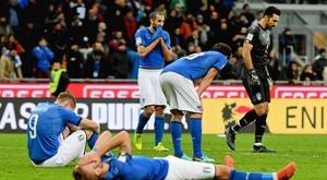 Um dos piores momentos da história da 'Azzurra' aconteceu este ano... Goal