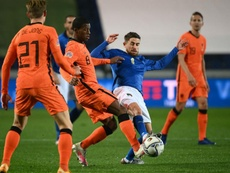 Netherlands trained like 'young hyenas' for Italy game - De Boer