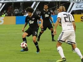 Leonardo prêt à dégainer pour Ivan Franco. Goal