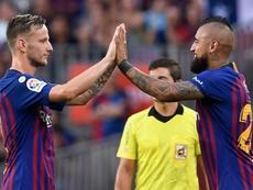 L'Inter pesca dal Barcellona: Rakitic o Vidal. GOAL