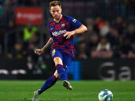 Transferts, le Barça cherche déjà le remplaçant de Rakitic. AFP