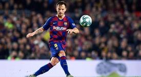 Barça está disposto a negociar Rakitic. EFE