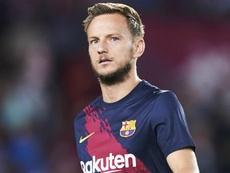 Ivan Rakitic has suggested he could look to leave Barcelona. GOAL