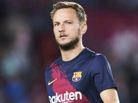 Rakitic thought about Barca exit