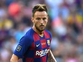 Rakitic has pulled out of the Croatian squad due to uncertainty over his future. GOAL