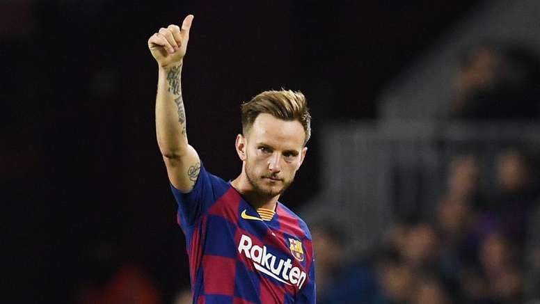 Rakitic: Barcelona perfect for me. GOAL
