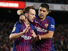 Rakitic has no plans to leave Barcelona. GOAL