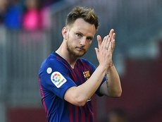 Ivan Rakitic could move to Juventus this January. GOAL