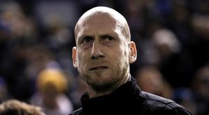 Stam resigns as Feyenoord boss. GOAL