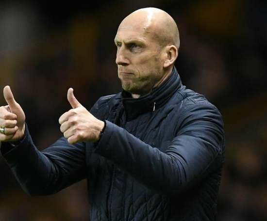 Jaap Stam will take over the reins from next season. GOAL