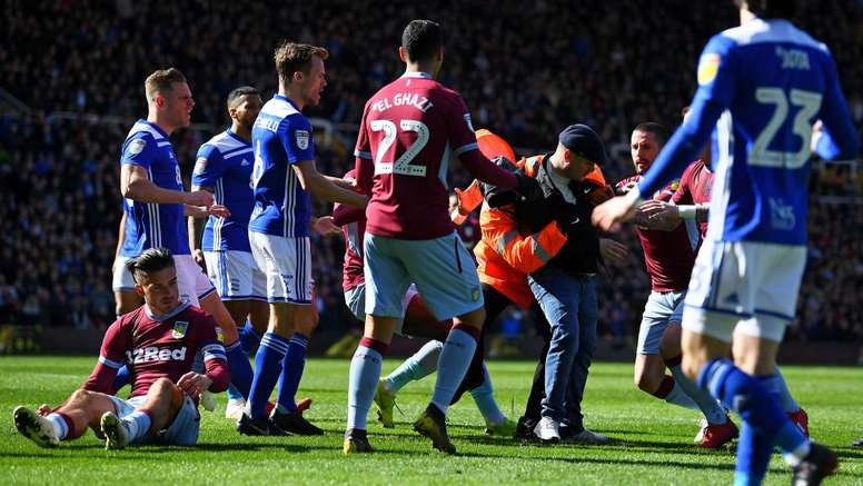 Man charged over Grealish assault. Goal