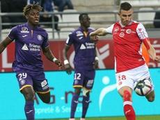 Toulouse va un peu mieux. Goal