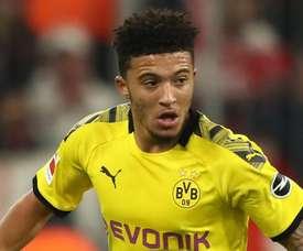Doppia cifra di goal e assist: Sancho è il primo a riuscirci in Europa