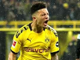 Le Borussia Dortmund ne baissera pas son prix pour Sancho. Goal