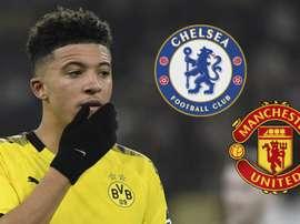 Calciomercato, Chelsea in pole per Sancho: duello con il Manchester United. Goal