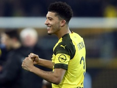 The 18-year-old will have another season at Dortmund. GOAL