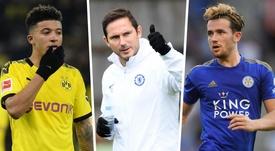 Calciomercato riaperto per il Chelsea: Blues su Sancho, Chilwell e Berge