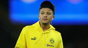 Favre refuses to discuss Sancho's suspension after Dortmund win without star. Goal