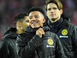 Franck Ribery believes Bayern Munich have no need to try to prise Jadon Sancho. GOAL