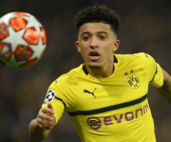 Wenger tried to sign Sancho