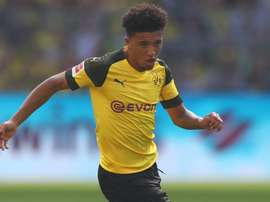 I like Schnitzel – Sancho happy in Germany after England call-up
