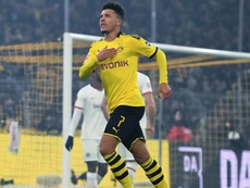 Sancho may stay at Borussia Dortmund beyond this season. Goal