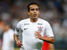 Jadson entra para a história do Corinthians. Goal