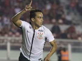Jadson - Corinthians x Independiente - 18/04/2018
