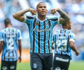 Jael Grêmio Corinthians Brasileirão Série A. Goal