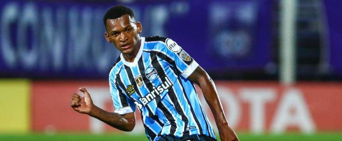 Jailson Defensor Gremio Copa Libertadores. Goal