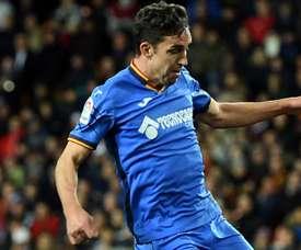 Jaime Mata has shone for Getafe so far this season. GOAL