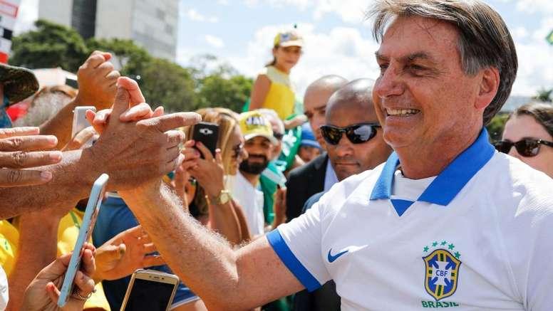 Qual o time de Jair Bolsonaro Para quem torce o presidente do Brasil