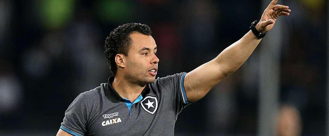 O Atlético Paranaense venceu na visita ao Botafogo, por 0-1. Goal