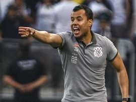 Jair Ventura Corinthians Vasco Brasileirão Série A. Goal
