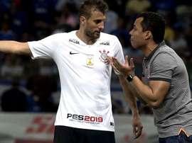 O Corinthians corre serios riscos. Goal