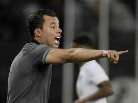 Santos appoint Jair Ventura. Goal