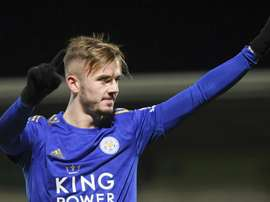 Maddison will be at Leicester beyond January, says Rodgers. GOAL