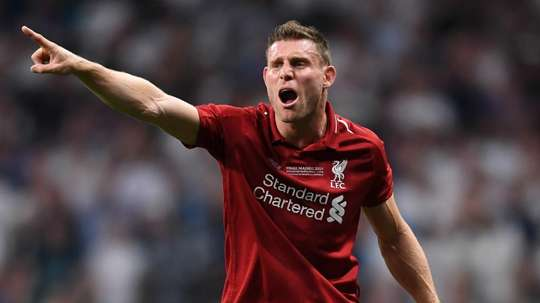 James Milner was praised by Klopp for his outstanding attitude and leadership. GOAL