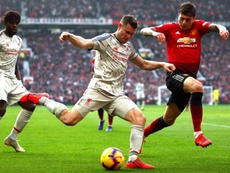 Big Match Focus: Manchester United v Liverpool. AFP