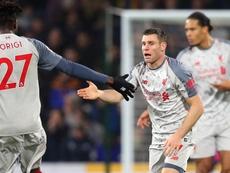 Liverpool reprend la forme. Goal