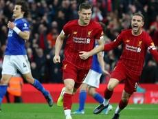 Les Reds s'en sortent bien face à Leicester. Goal