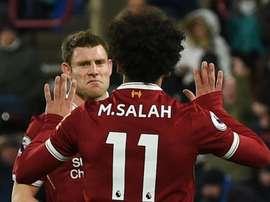 Milner donne son avis après le titre remporté par Salah. Goal