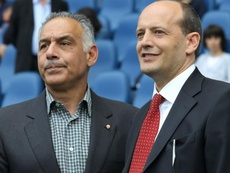 James Pallotta Mauro Baldissoni.