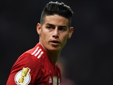Diretor executivo do Bayern responde aos rumores sobre James, Pavard e Rebic