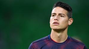 Rodriguez quittera bien le Real Madrid cet été. GOAL