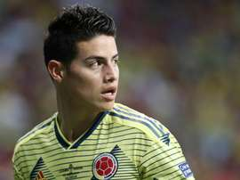 Colombia, infortunio James Rodriguez: si teme la rottura del crociato