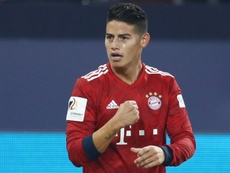 Bayern in no rush to decide James future, says Rummenigge